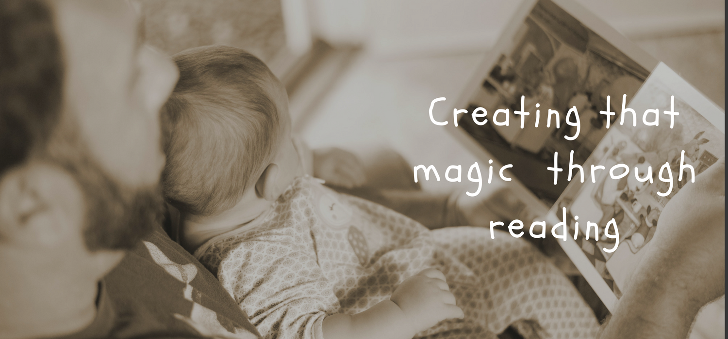 All About Child - magic of reading to children
