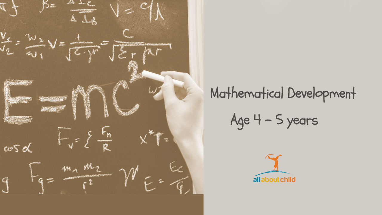 All About Child -Mathematical Development