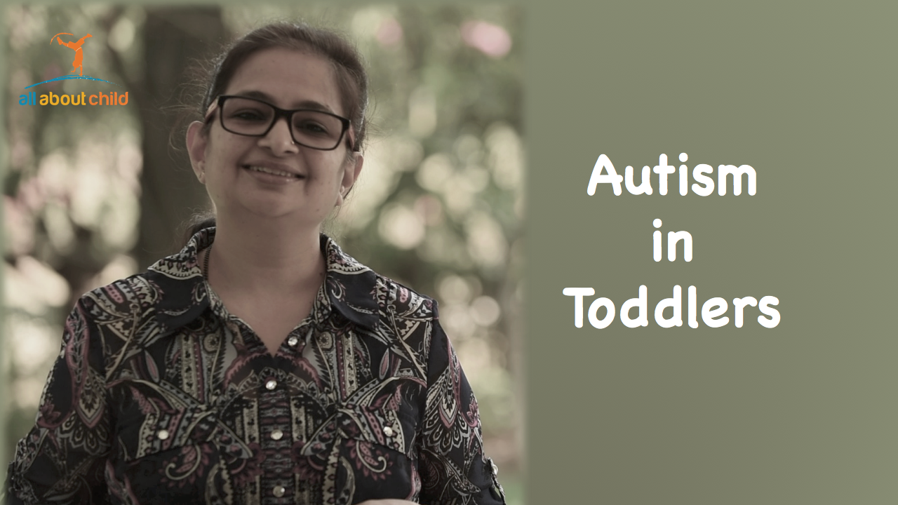 Autism in toddlers - red flags