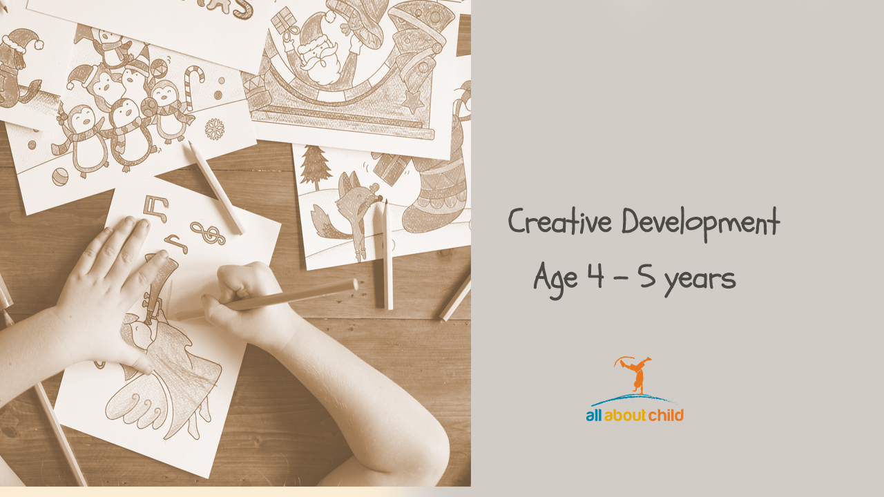 All About Child - Creative Development