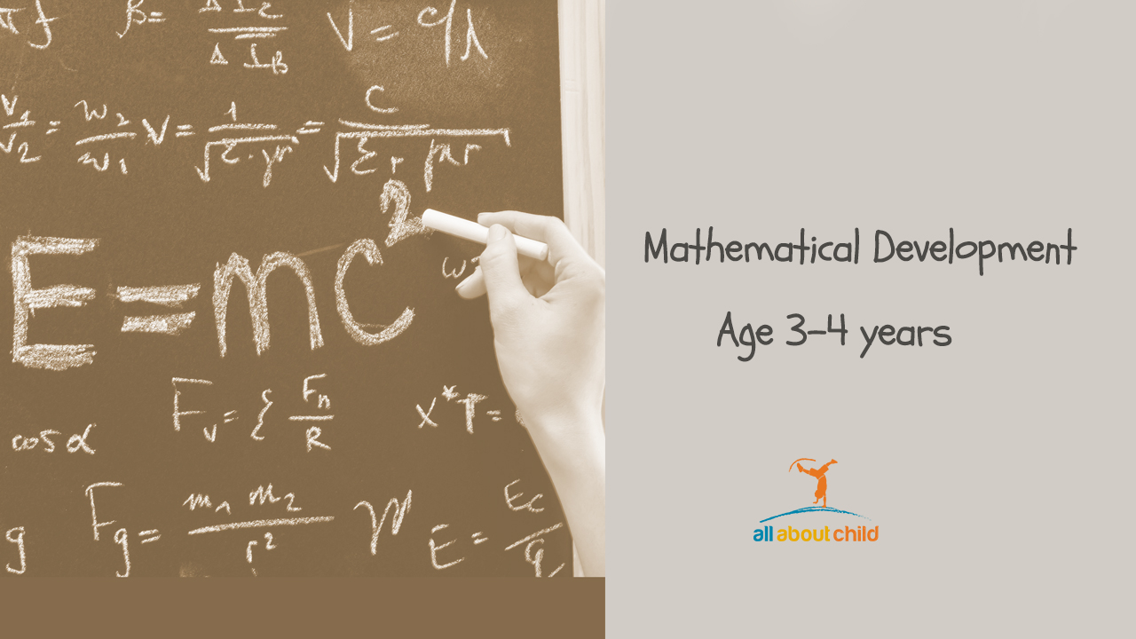 All About Child - Mathematical development