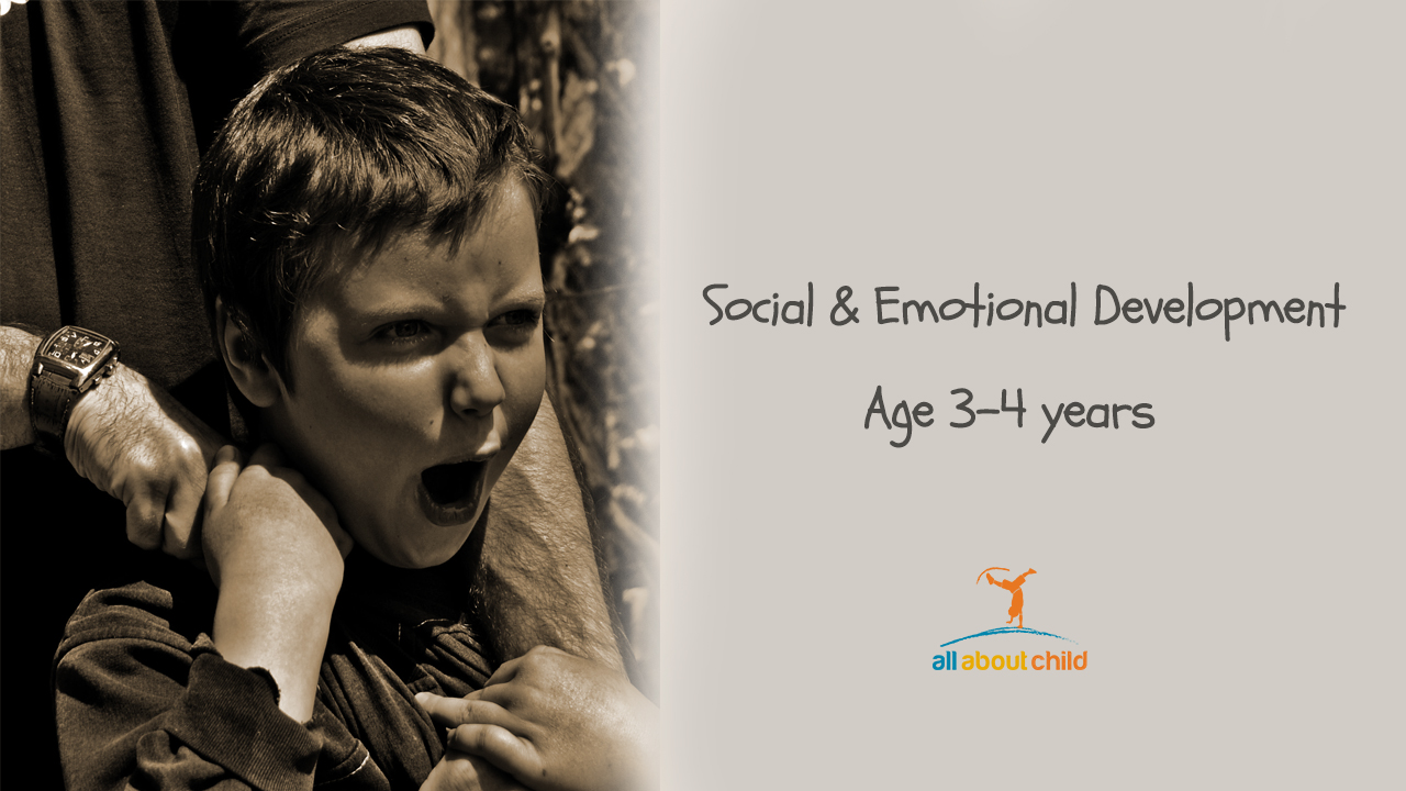 All About Child - Social and Emotional Development