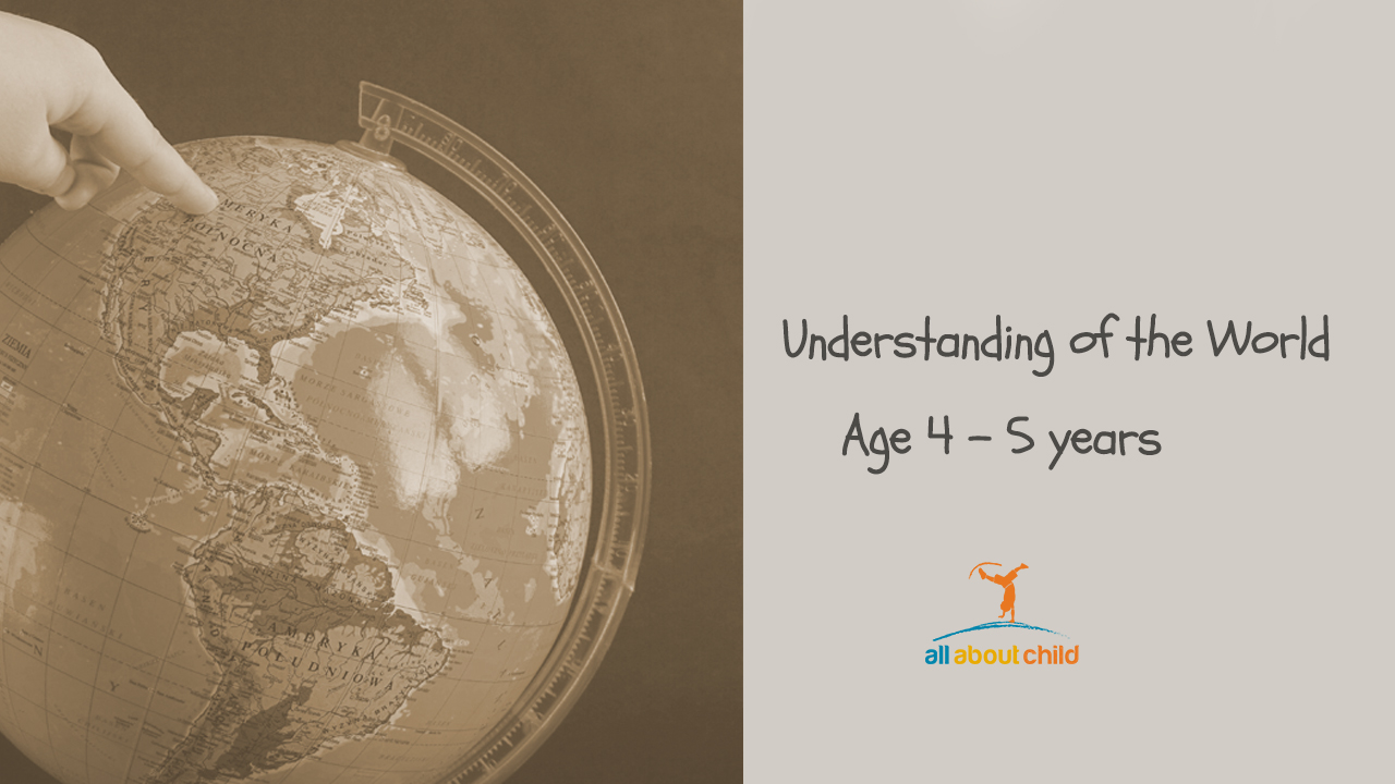 All About Child - Understanding of the World