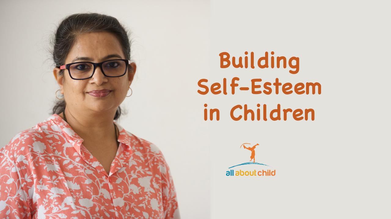 all about child building self-esteem