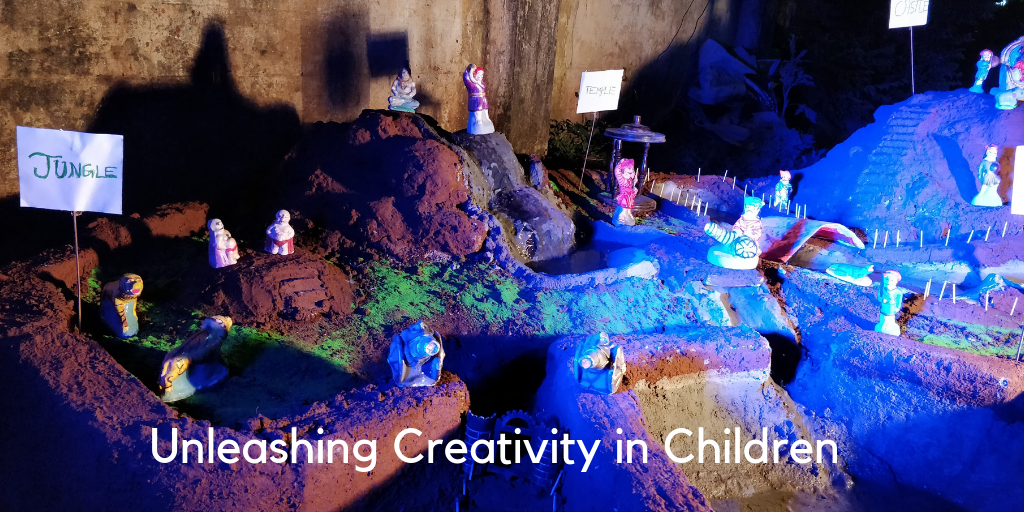 Unleashing creativity in children All About Child