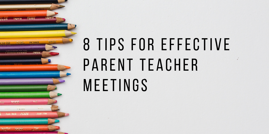 All About Child Parent teacher meeting